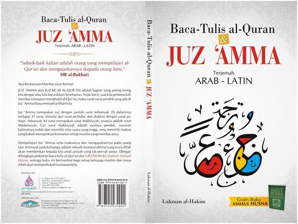Jual Baca Tulis Al Quran Juzamma Terjemah Arab Latin Dki Jakarta Bedahbuku Tokopedia