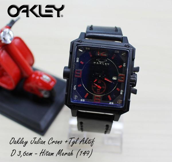 Jual Jam tangan pria OAKLEY JULIAN - supliertasbranded  071001cbe1