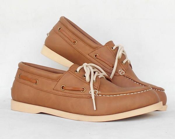 Jual Sepatu kulit Casual Pria - handmade bandung rajut klasik mirip ... f672ee8512