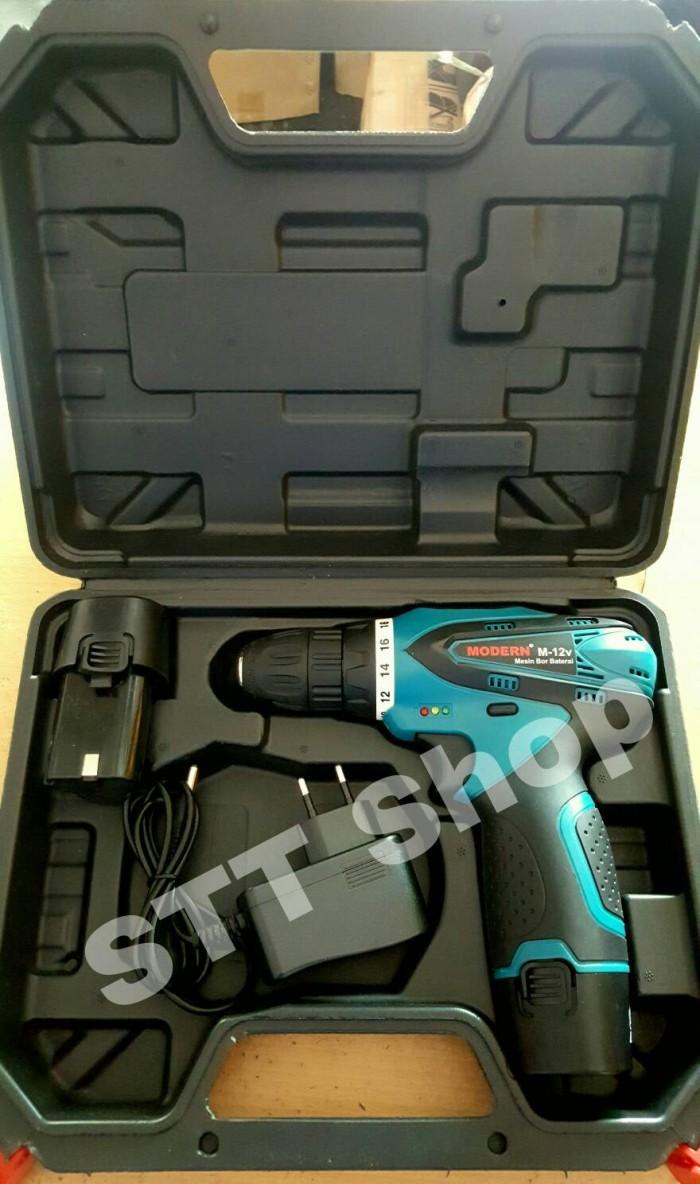 harga Bor tangan baterai / cordless drill Tokopedia.com