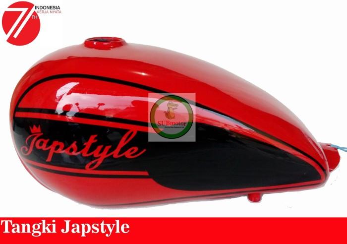 harga Tangki custom japstyle klasik 1 Tokopedia.com