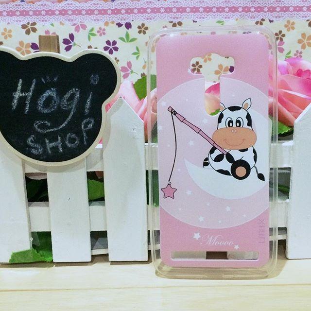 harga Asus zenfone selfie - softcase custom case casing sapi milk cow Tokopedia.com