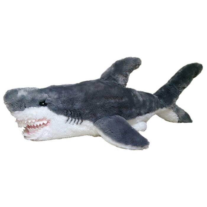 Foto Produk Boneka Ikan Hiu Big Size dari Snackers Co