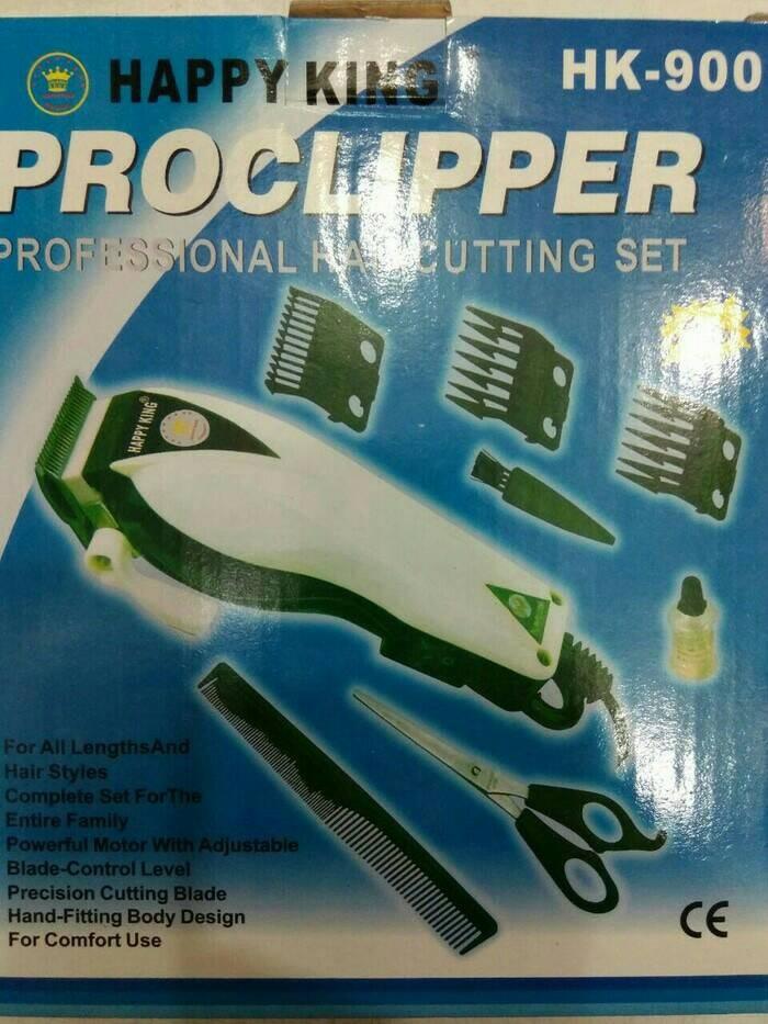 Jual Proclipper Happy King HK-900   Alat Cukur Rambut   Mesin Cukur ... 4f65222e6f