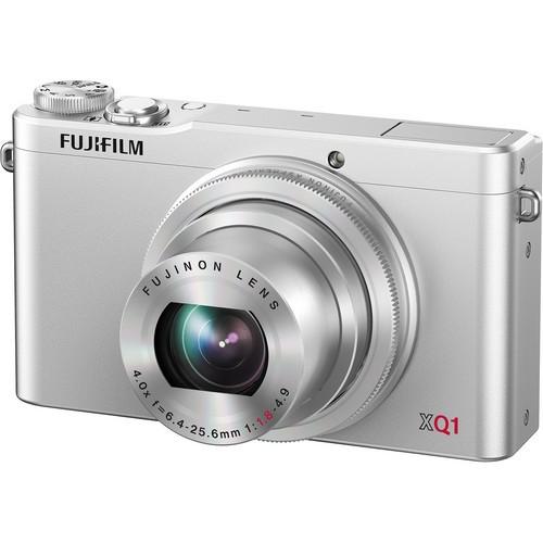harga Fujifilm xq1 silver / fuji film x q1 / kamera fujifilm xq1 Tokopedia.com