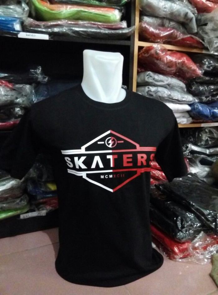 harga Kaos skaters/baju/t-shirt murah/tshirt skaters Tokopedia.com