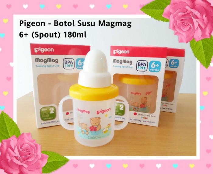 harga Pigeon botol magmag spout 180ml Tokopedia.com