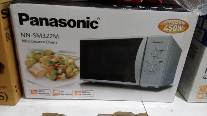 harga Panasonic nn-sm322m microwave oven Tokopedia.com