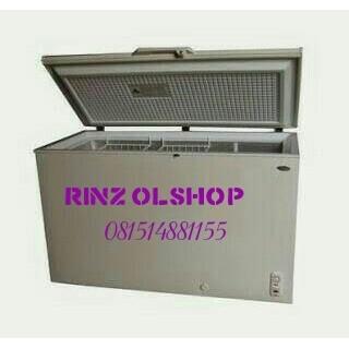 harga Sansio chest freezer san-313f Tokopedia.com