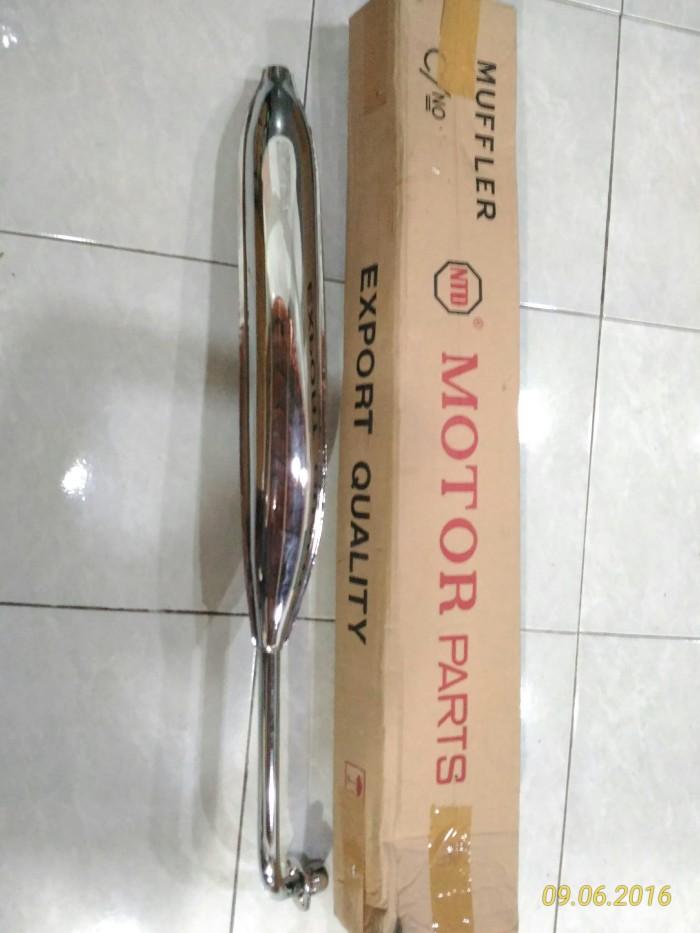 harga Knalpot honda c50 c70 pitung pispot Tokopedia.com