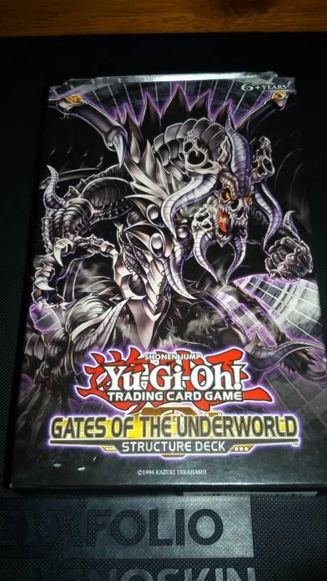 harga Yugioh structure deck gates of the underworld (dark world) original Tokopedia.com