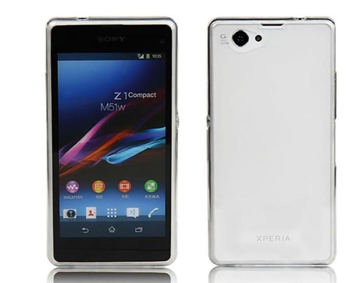 timeless design 52dd6 5326e Jual Sony Xperia Z2 Compact / Mini UltraThin TPU Case / Casing / Bumper -  Jakarta Barat - nuc   Tokopedia