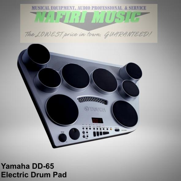 harga Drum elektrik pad yamaha dd-65 / dd65 / dd 65 100% baru harga murah! Tokopedia.com
