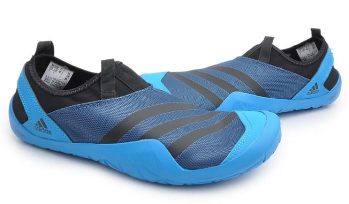 hot sale online d07f8 74eed Jual Adidas Jawpaw original warna biru - Kota Bandung - OneStopShopPro |  Tokopedia