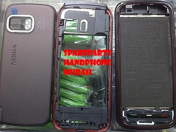 harga Casing nokia 5800/5230/5233 xpress music original china fullset +tulan Tokopedia.com