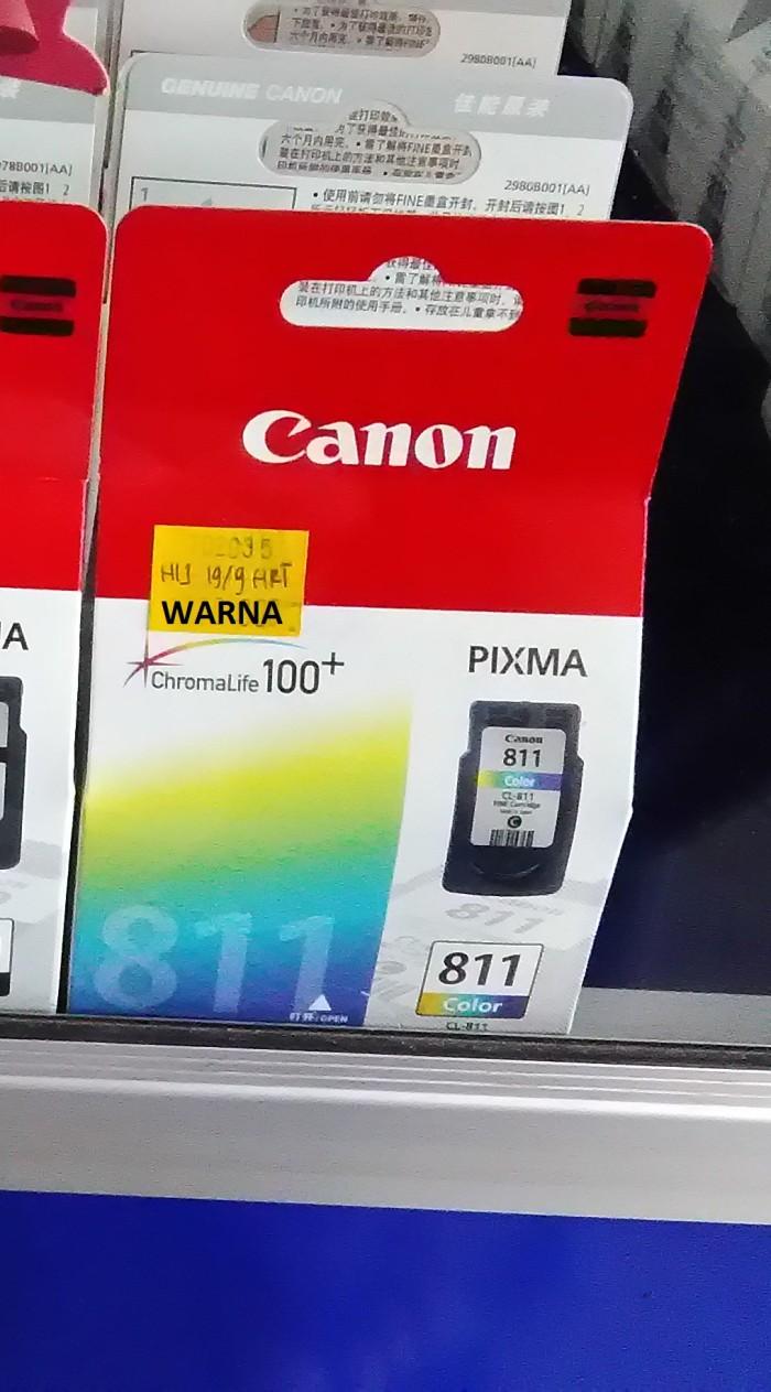 Katalog Cartridge Canon Ip2770 Warna Travelbon.com