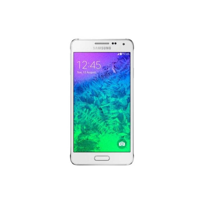 Foto Produk Samsung Galaxy Alpha White Garansi Resmi Samsung (SEIN) dari JR Original Accessories