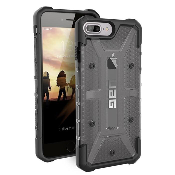 harga Uag iphone 7 plus case plasma - ash Tokopedia.com