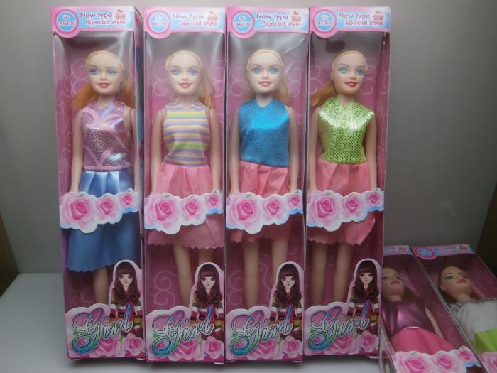 Jual Boneka Barbie - Berbie - Berbi Kw Cewek Murah Cuci Gudang ... bfe1797cf1