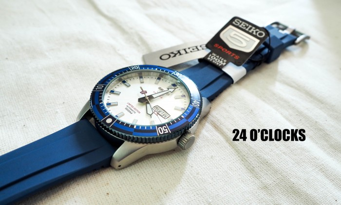 Jual Seiko 5 Sports SRP781K1 Auto b46be0b131