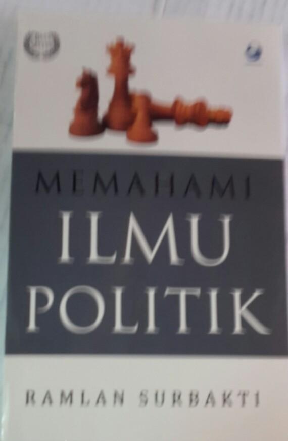 harga Memahami ilmu politik karangan ramlan surbakti Tokopedia.com