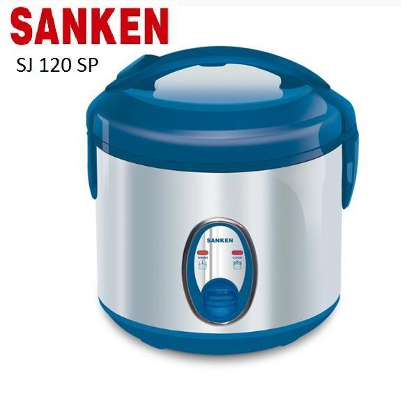 harga Sanken sj-120sp magic com 6 in 1 stainless steel Tokopedia.com