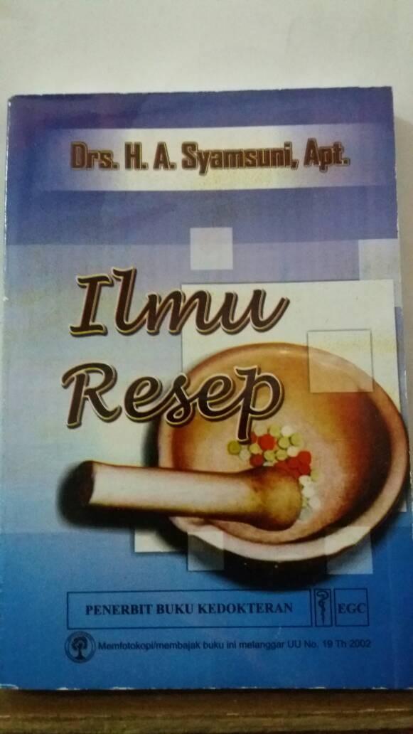 harga Ilmu resep Tokopedia.com