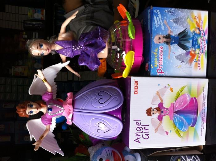 harga Boneka barbie / angel girl / nyala+musik bisa muter Tokopedia.com