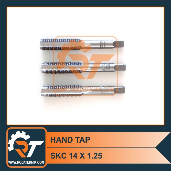 harga Hand tap skc 14 x 1.25 Tokopedia.com
