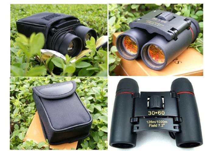 harga Binoculars high definition day / night vision 30 x 60 / teropong mini Tokopedia.com