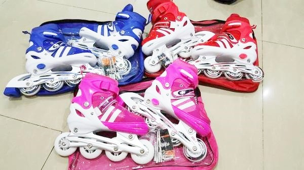 ... harga Sepatu roda inline power aosite 6000 jahit free baut Tokopedia.com 33be04ca01