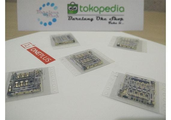 harga Oneplus one original oem sim card slot tray holder reader socket Tokopedia.com