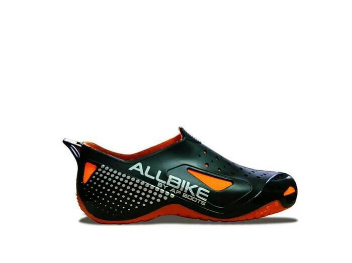 harga Sepatu karet / sepatu allbike orange / sepatu ap boot Tokopedia.com