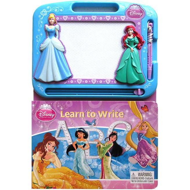 harga Learning series disney princess learn to write abc boardbook Tokopedia.com