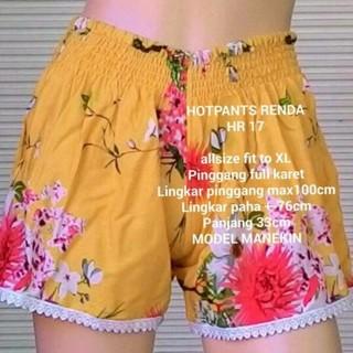 harga Hot pants renda/celana pendek bali Tokopedia.com