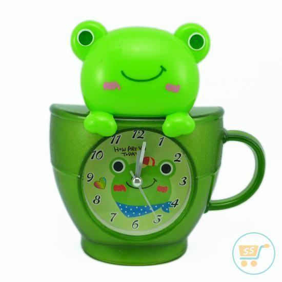 harga Jam keroppi cup jam meja hias weker alarm hadiah kado pajangan koleksi Tokopedia.com