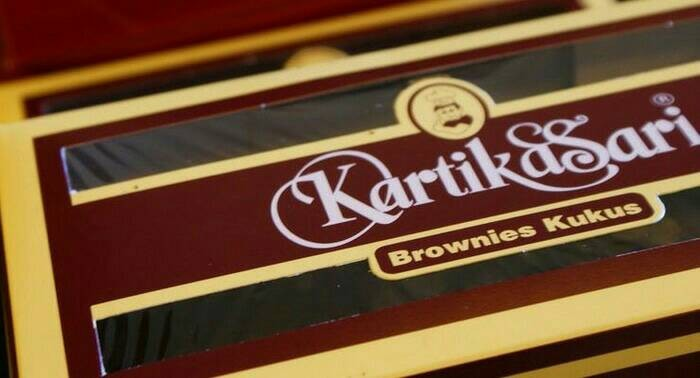 harga Kartika sari brownies kukus (ori / marbel / pandan) Tokopedia.com