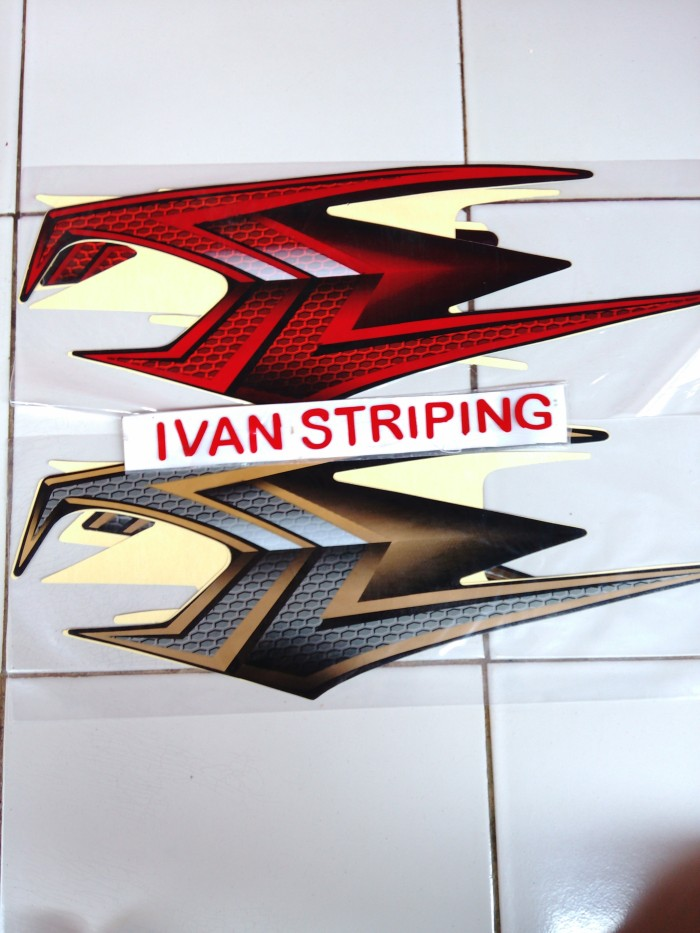 harga Stiker / striping motor rx king 2004 spesial Tokopedia.com