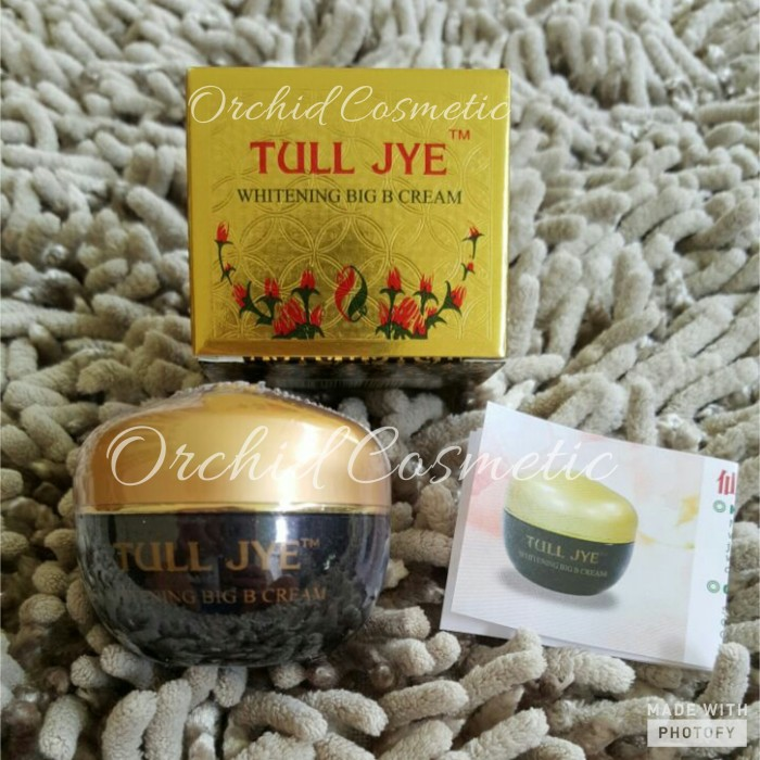 harga Tull jye night cream big b (merah) Tokopedia.com