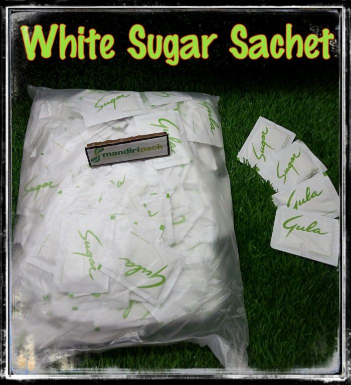 harga Gula putih/ white sugar sachet Tokopedia.com