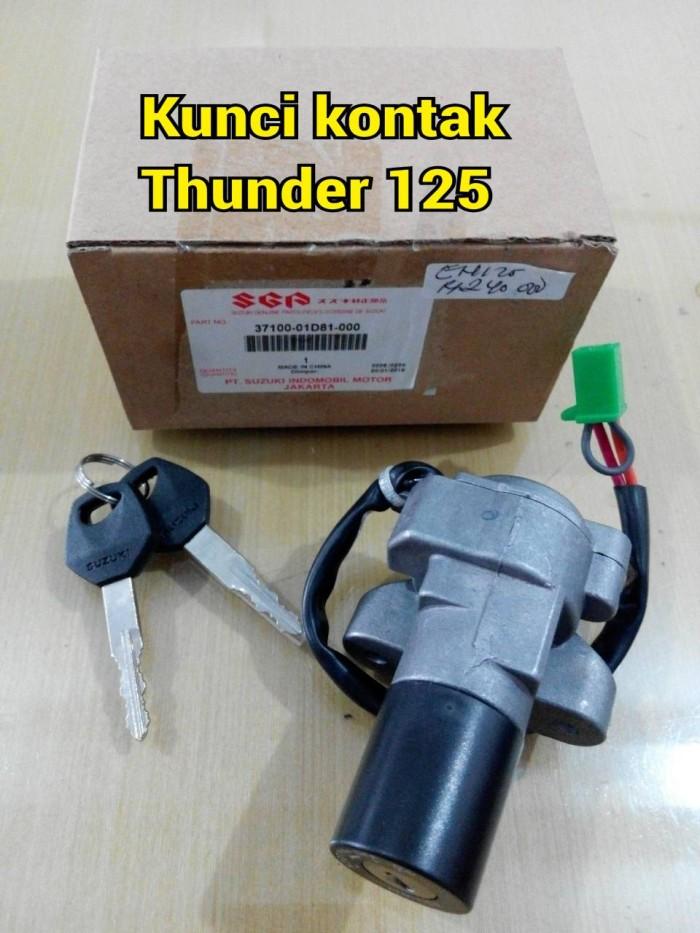 harga Kunci kontak atas thunder 125 Tokopedia.com