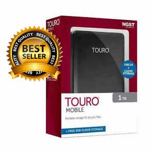Hardisk External Hitachi HGST Touro Mobile 1TB
