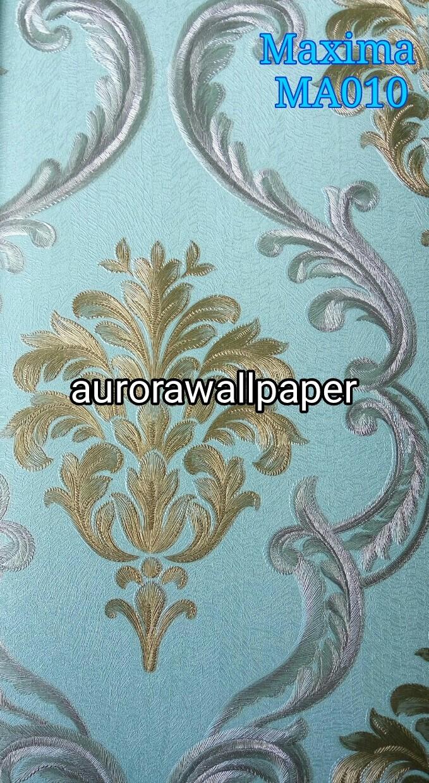 Jual Wallpaper Dinding Motif Batik Klasik Jakarta Timur Aurora Wallpaper Dua