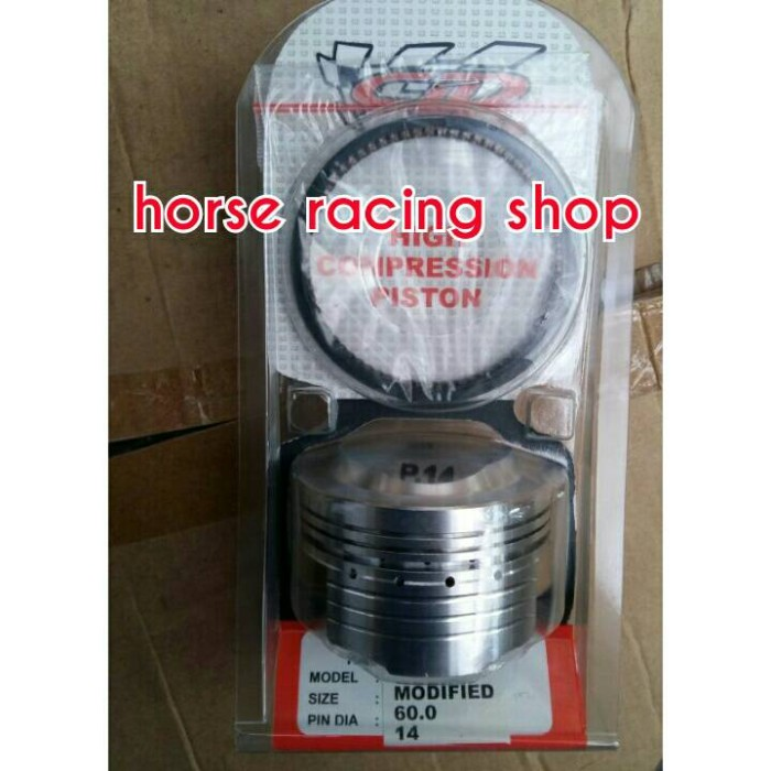 harga Piston kit cld racing pen 14 dia 60 Tokopedia.com