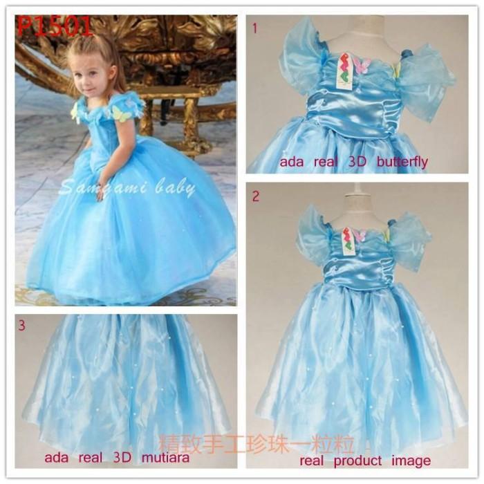 Gambar Gambar Gaun Pengantin Spektakuler Baju Cinderella