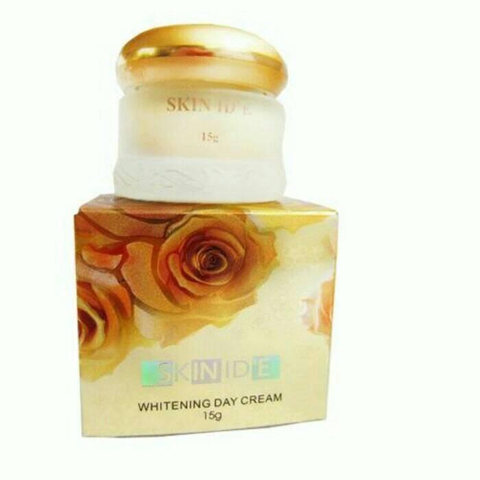 harga Skin id'e whitening day cream / cream siang skin id'e Tokopedia.com