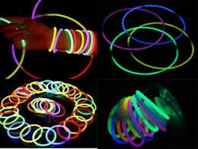 Glow stick/light stick/gelang stick/gelang fosfor buat pesta/konser