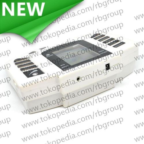 Alat Akupuntur Elektronik Health Care Pelangsing Badan - White