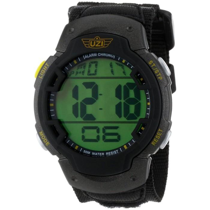 harga Uzi guardian jam tangan tactical pria nylon velcro - black Tokopedia.com