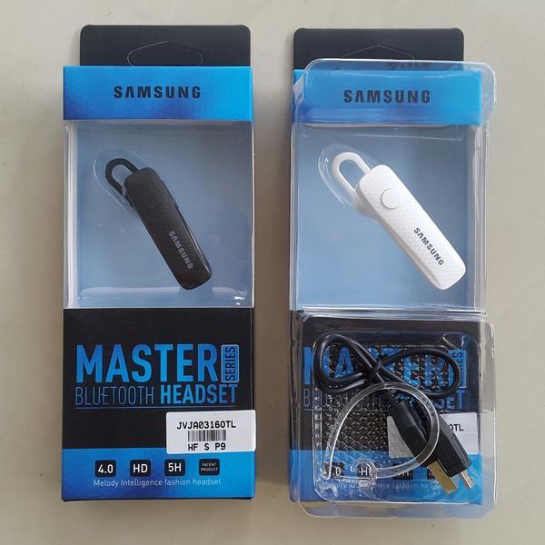 Jual Headset Bluetooth Samsung P9 Handsfree Earpod Jakarta Selatan Node21 Tokopedia